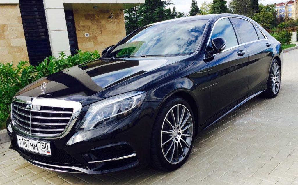 Mercedes222 аренда авто в Сочи прокат мерседес