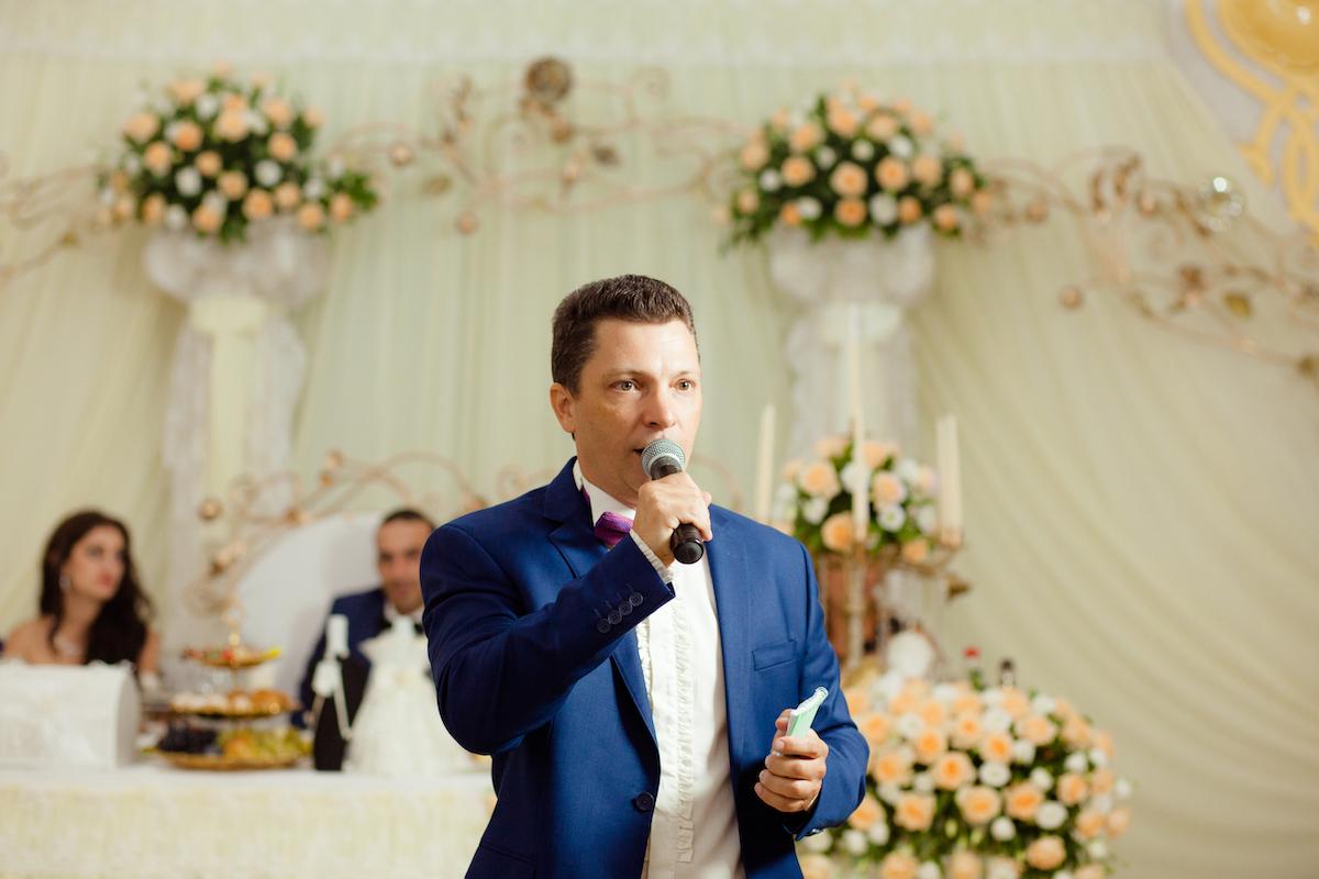 ведущий Сочи свадьба