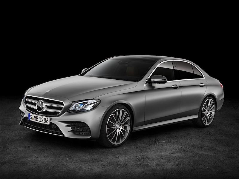 экстерьер машины Mercedes