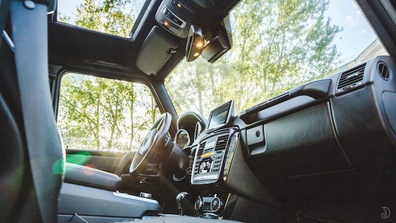 Аренда авто Мерседес G500 в Сочи