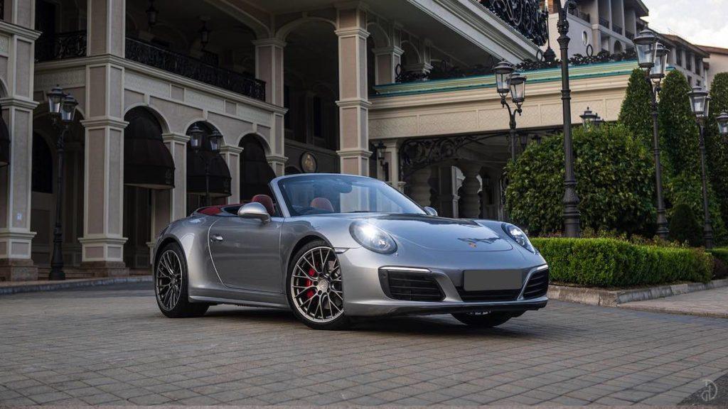 фото аренда авто порше Porsche цена