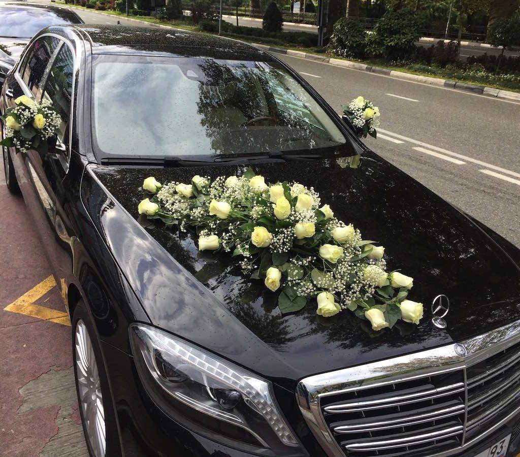 свадьба сочи аренда автомобиля мерседес